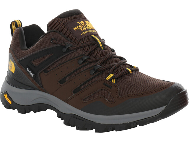 The North Face Hedgehog Fastpack II WP Zapatillas Hombre, chocolate brown/tnf black